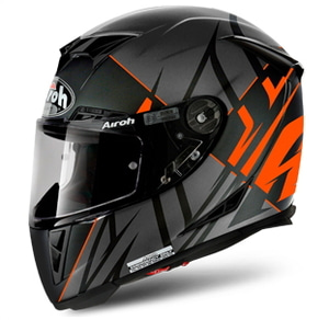 AIROH GP500 SECTORS HELMET (ORANGE 무광)